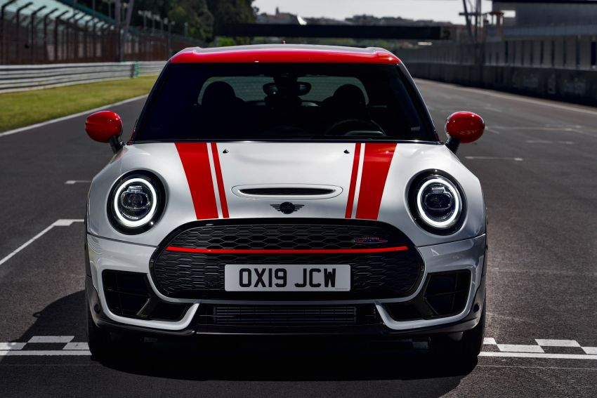New MINI John Cooper Works Clubman, Countryman unveiled – 306 PS, 450 Nm; 0-100 km/h as low as 4.9s Image #959813