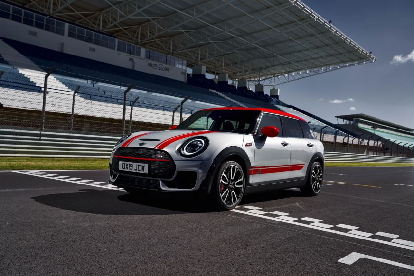 New MINI John Cooper Works Clubman, Countryman unveiled – 306 PS, 450 Nm; 0-100 km/h as low as 4.9s Image #959814