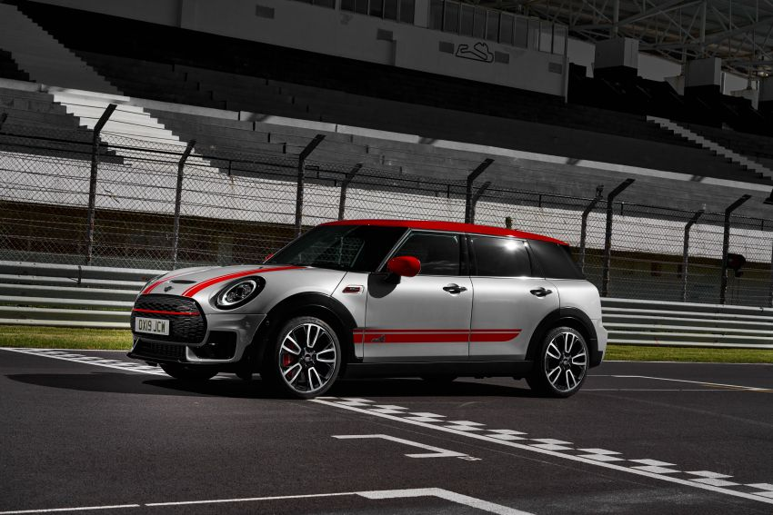 New MINI John Cooper Works Clubman, Countryman unveiled – 306 PS, 450 Nm; 0-100 km/h as low as 4.9s Image #959815