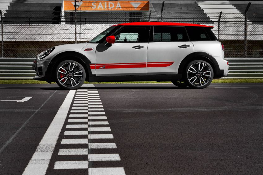 New MINI John Cooper Works Clubman, Countryman unveiled – 306 PS, 450 Nm; 0-100 km/h as low as 4.9s Image #959816