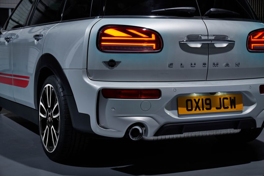 New MINI John Cooper Works Clubman, Countryman unveiled – 306 PS, 450 Nm; 0-100 km/h as low as 4.9s Image #959700