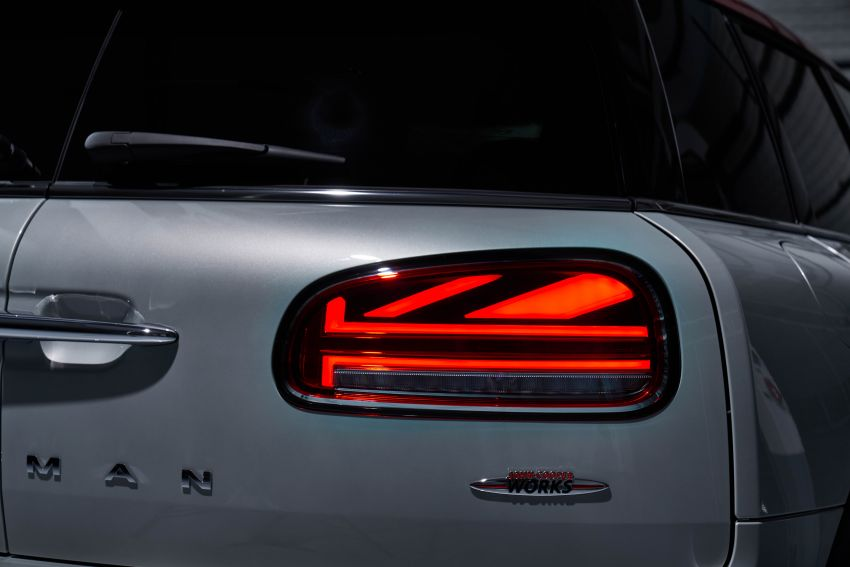 New MINI John Cooper Works Clubman, Countryman unveiled – 306 PS, 450 Nm; 0-100 km/h as low as 4.9s Image #959701