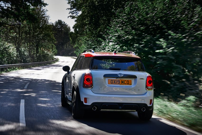 New MINI John Cooper Works Clubman, Countryman unveiled – 306 PS, 450 Nm; 0-100 km/h as low as 4.9s Image #959831
