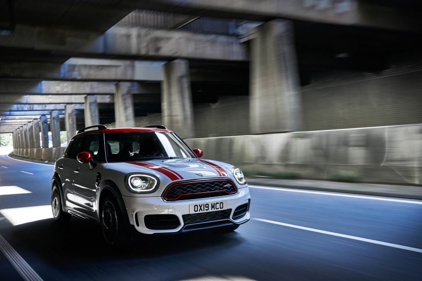 New MINI John Cooper Works Clubman, Countryman unveiled – 306 PS, 450 Nm; 0-100 km/h as low as 4.9s Image #959832