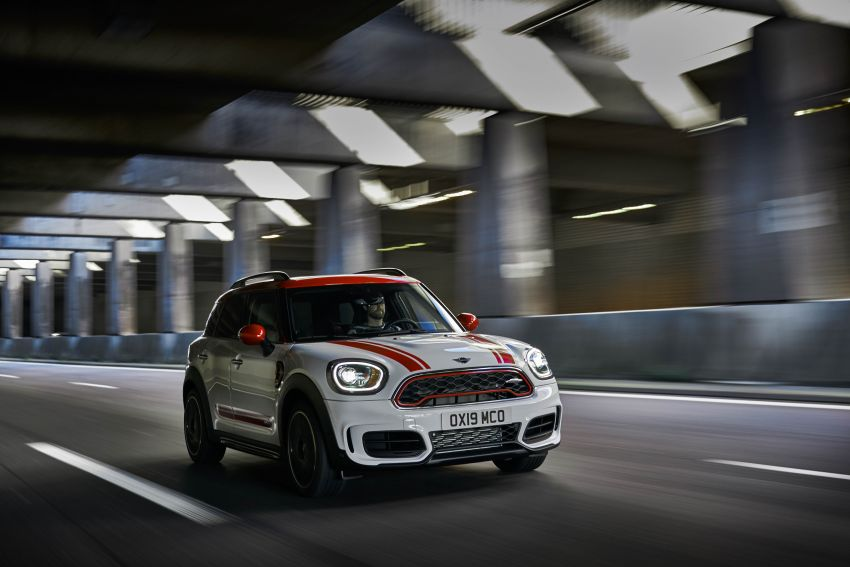 New MINI John Cooper Works Clubman, Countryman unveiled – 306 PS, 450 Nm; 0-100 km/h as low as 4.9s Image #959833