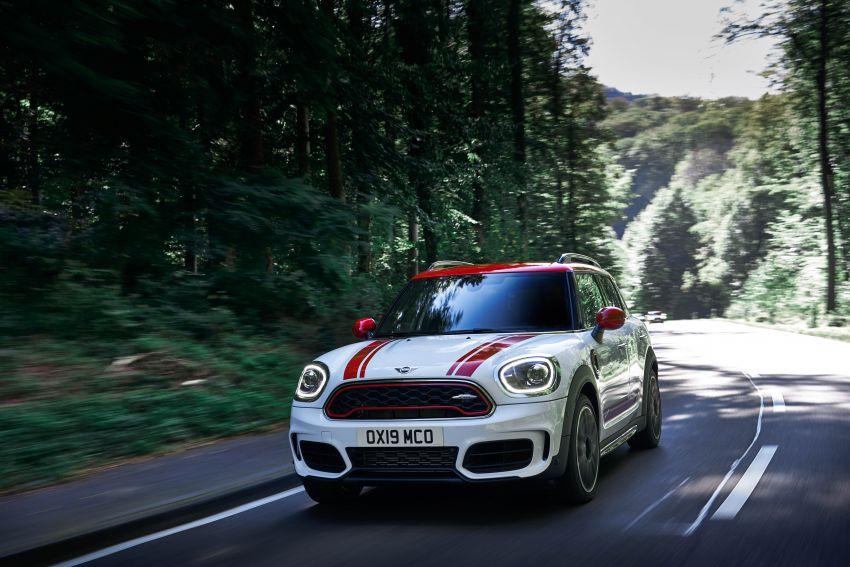 New MINI John Cooper Works Clubman, Countryman unveiled – 306 PS, 450 Nm; 0-100 km/h as low as 4.9s Image #959822