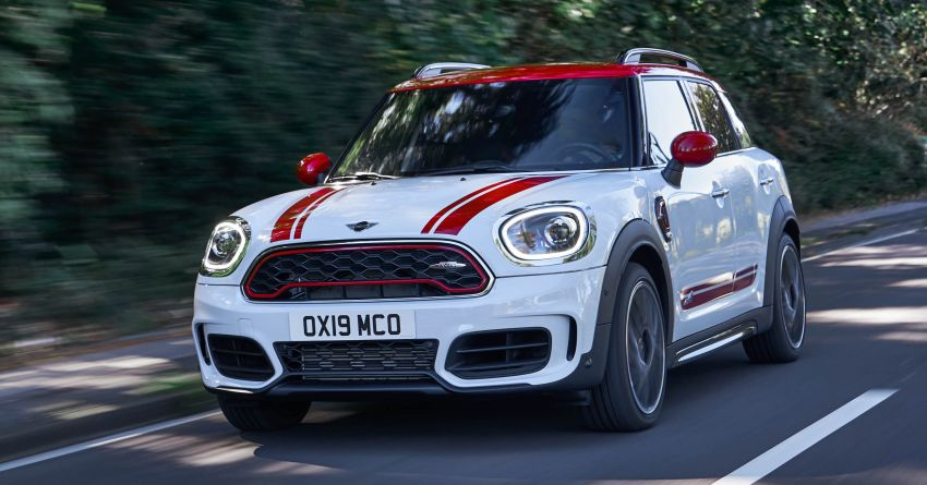 New MINI John Cooper Works Clubman, Countryman unveiled – 306 PS, 450 Nm; 0-100 km/h as low as 4.9s Image #959823