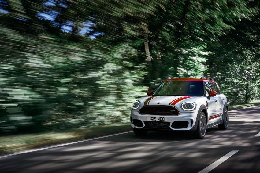 New MINI John Cooper Works Clubman, Countryman unveiled – 306 PS, 450 Nm; 0-100 km/h as low as 4.9s Image #959824