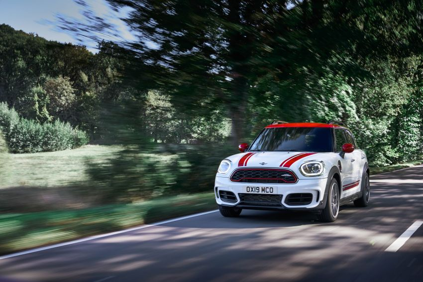 New MINI John Cooper Works Clubman, Countryman unveiled – 306 PS, 450 Nm; 0-100 km/h as low as 4.9s Image #959825