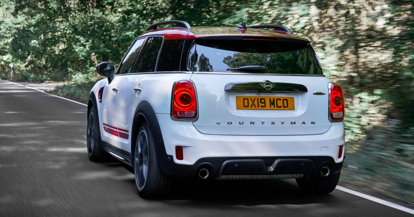 New MINI John Cooper Works Clubman, Countryman unveiled – 306 PS, 450 Nm; 0-100 km/h as low as 4.9s Image #959827