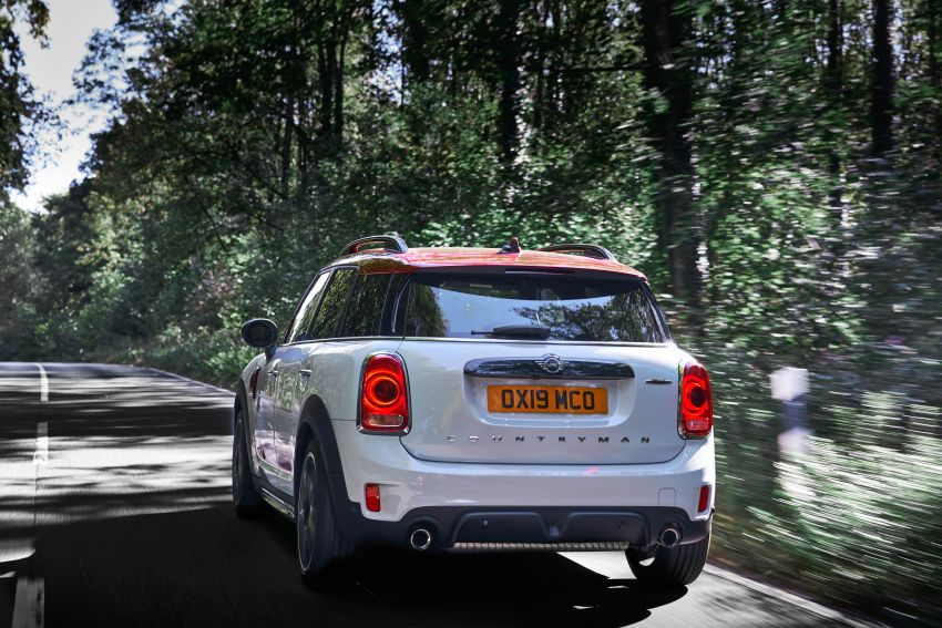 New MINI John Cooper Works Clubman, Countryman unveiled – 306 PS, 450 Nm; 0-100 km/h as low as 4.9s Image #959828