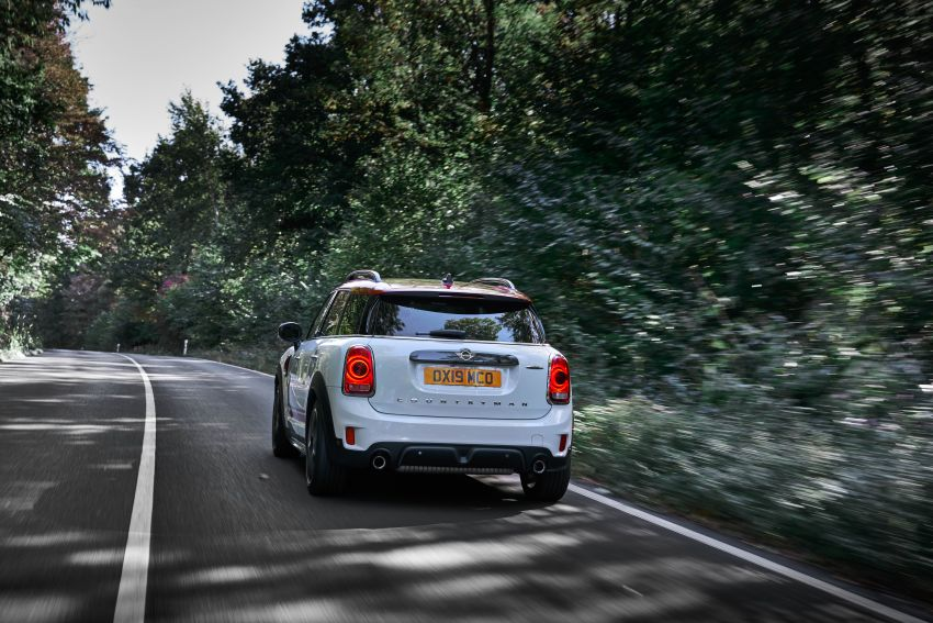 New MINI John Cooper Works Clubman, Countryman unveiled – 306 PS, 450 Nm; 0-100 km/h as low as 4.9s Image #959829