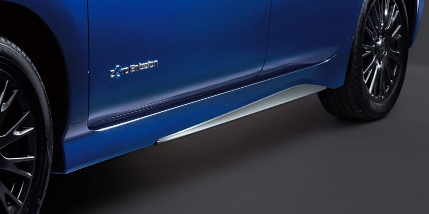 Nissan Leaf Autech debuts with styling enhancements Image #962716
