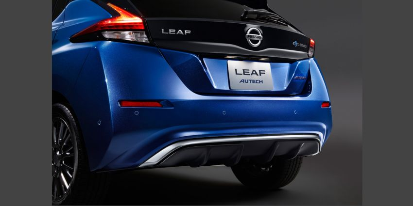 Nissan Leaf Autech debuts with styling enhancements Image #962717