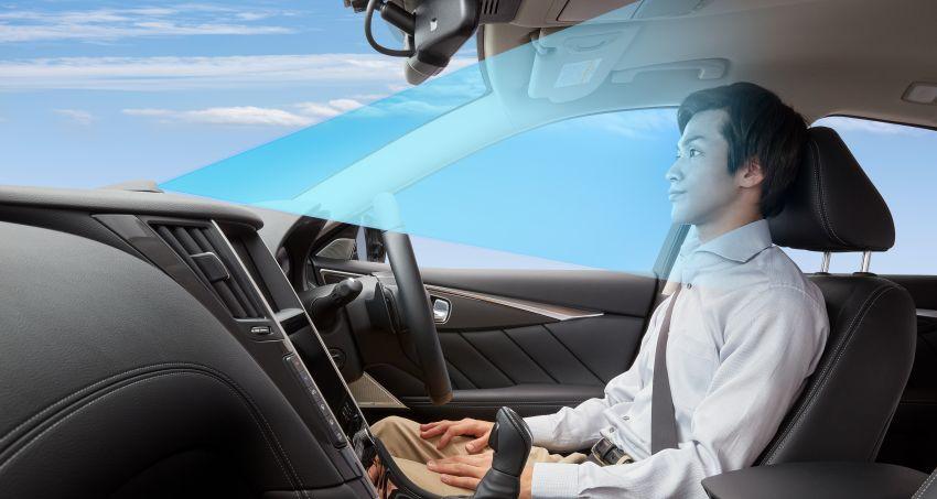 Nissan Skyline bakal terima ProPILOT 2.0 – sistem pemanduan automatik tanpa perlu memegang stereng Image #961064