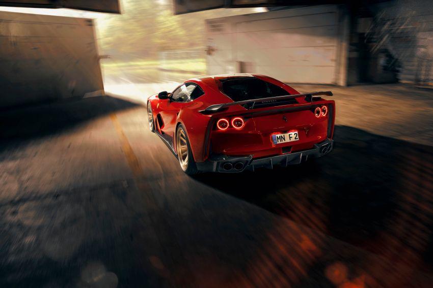 Novitec unveils the new Ferrari 812 Superfast N-Largo – 829 hp and 751 Nm; zero to 100 km/h in 2.8 seconds Image #967150