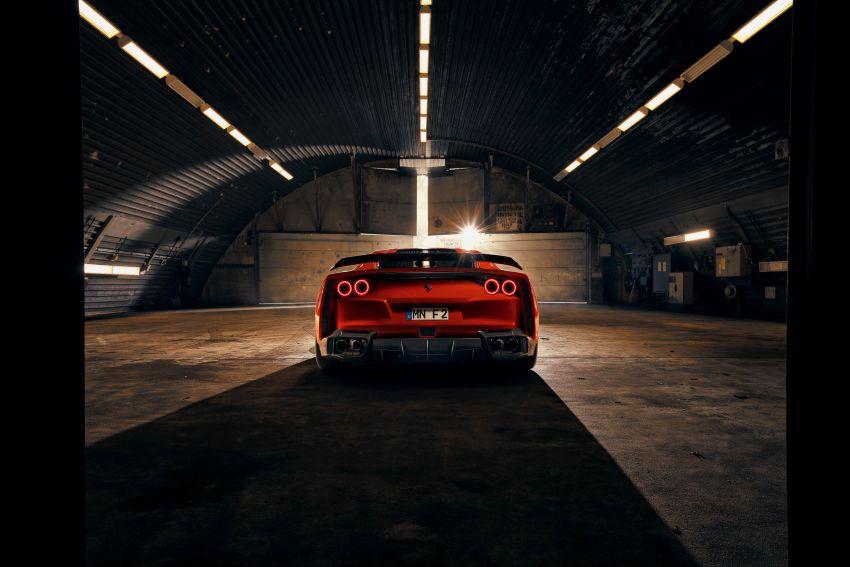 Novitec unveils the new Ferrari 812 Superfast N-Largo – 829 hp and 751 Nm; zero to 100 km/h in 2.8 seconds Image #967151