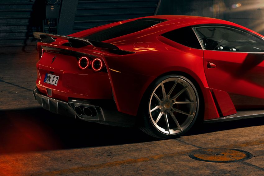 Novitec unveils the new Ferrari 812 Superfast N-Largo – 829 hp and 751 Nm; zero to 100 km/h in 2.8 seconds Image #967154