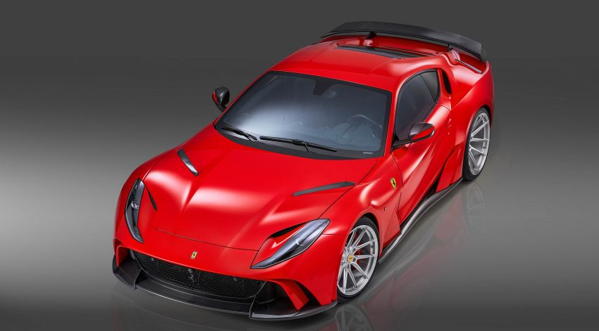 Novitec unveils the new Ferrari 812 Superfast N-Largo – 829 hp and 751 Nm; zero to 100 km/h in 2.8 seconds Image #967159