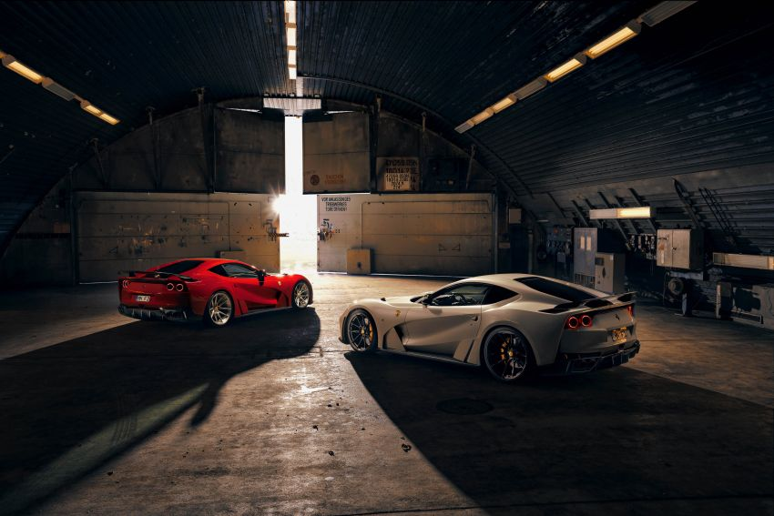 Novitec unveils the new Ferrari 812 Superfast N-Largo – 829 hp and 751 Nm; zero to 100 km/h in 2.8 seconds Image #967140
