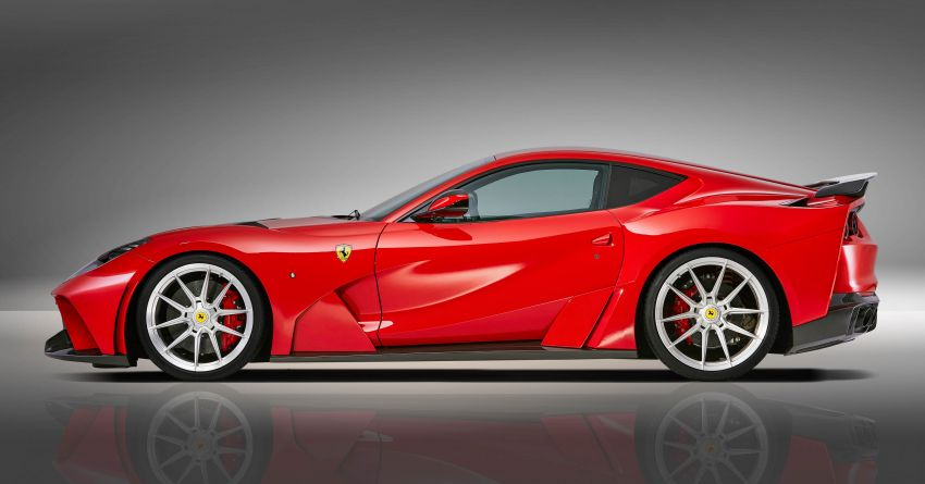Novitec unveils the new Ferrari 812 Superfast N-Largo – 829 hp and 751 Nm; zero to 100 km/h in 2.8 seconds Image #967162