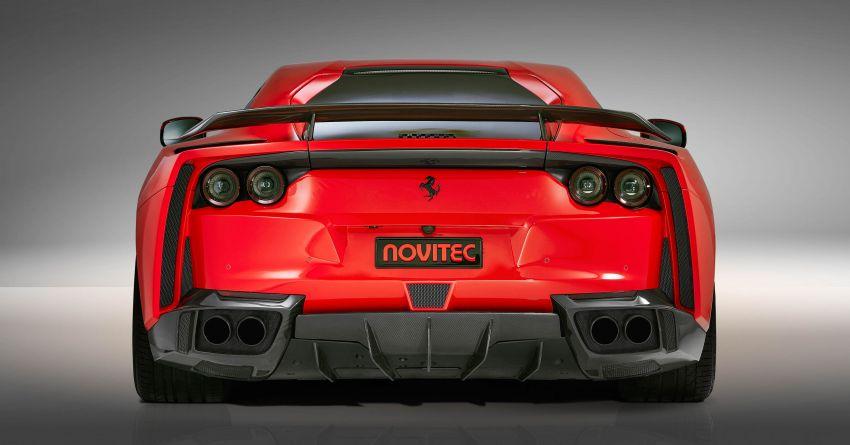 Novitec unveils the new Ferrari 812 Superfast N-Largo – 829 hp and 751 Nm; zero to 100 km/h in 2.8 seconds Image #967163