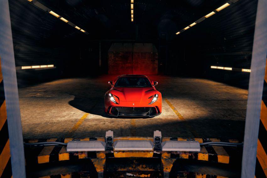 Novitec unveils the new Ferrari 812 Superfast N-Largo – 829 hp and 751 Nm; zero to 100 km/h in 2.8 seconds Image #967143