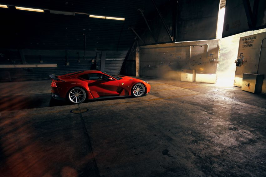 Novitec unveils the new Ferrari 812 Superfast N-Largo – 829 hp and 751 Nm; zero to 100 km/h in 2.8 seconds Image #967147