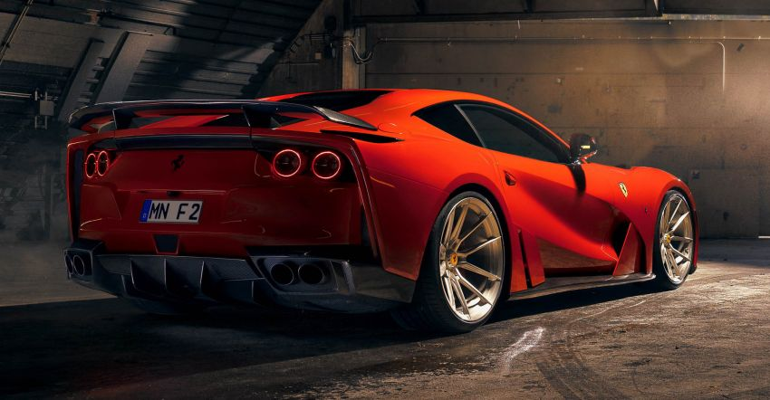 Novitec unveils the new Ferrari 812 Superfast N-Largo – 829 hp and 751 Nm; zero to 100 km/h in 2.8 seconds Image #967149