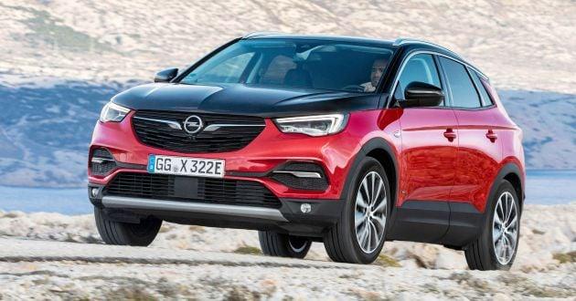 2019 Opel Grandland X Hybrid4 Release Date >> Opel Vauxhall Grandland X Hybrid4 Brands 1st Phev