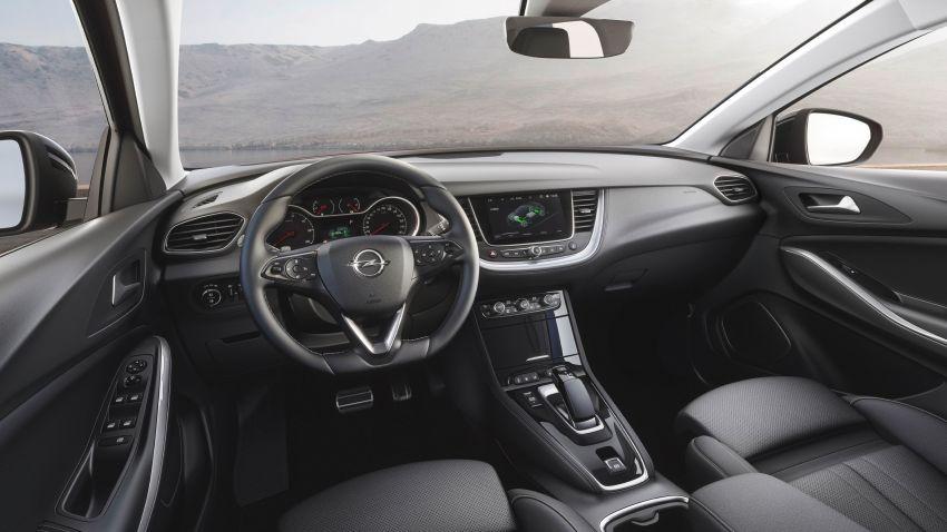 Opel/Vauxhall Grandland X Hybrid4 – brands' 1st PHEV Image #959267