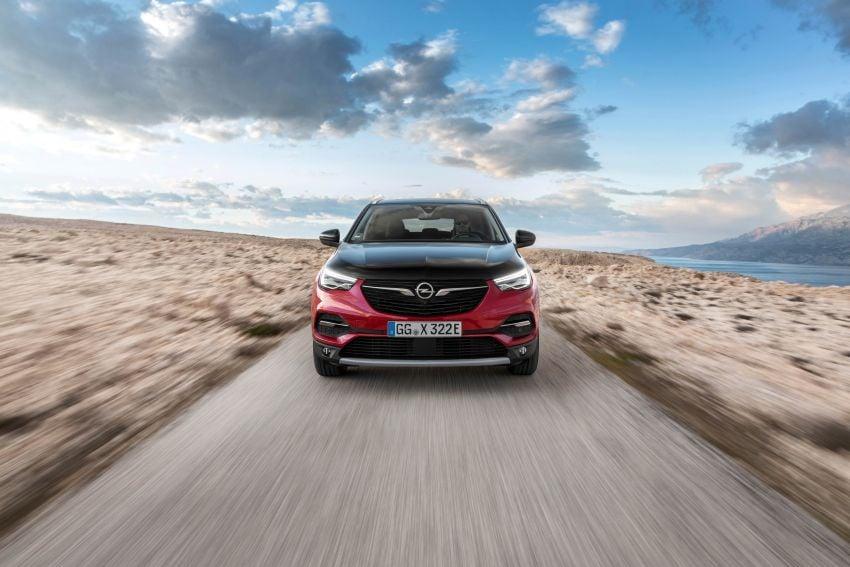 Opel/Vauxhall Grandland X Hybrid4 – brands' 1st PHEV Image #959259