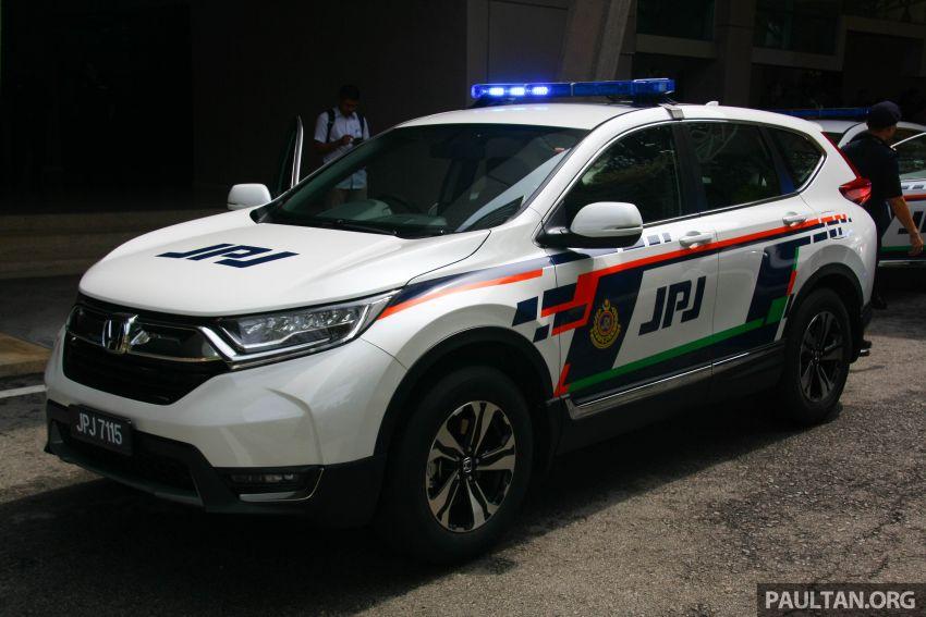 PLUS sumbang 10 kenderaan penguatkuasaan baharu kepada JPJ – Honda CR-V 2.0L 2WD tetap jadi pilihan Image #960592