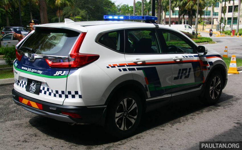 PLUS sumbang 10 kenderaan penguatkuasaan baharu kepada JPJ – Honda CR-V 2.0L 2WD tetap jadi pilihan Image #960596