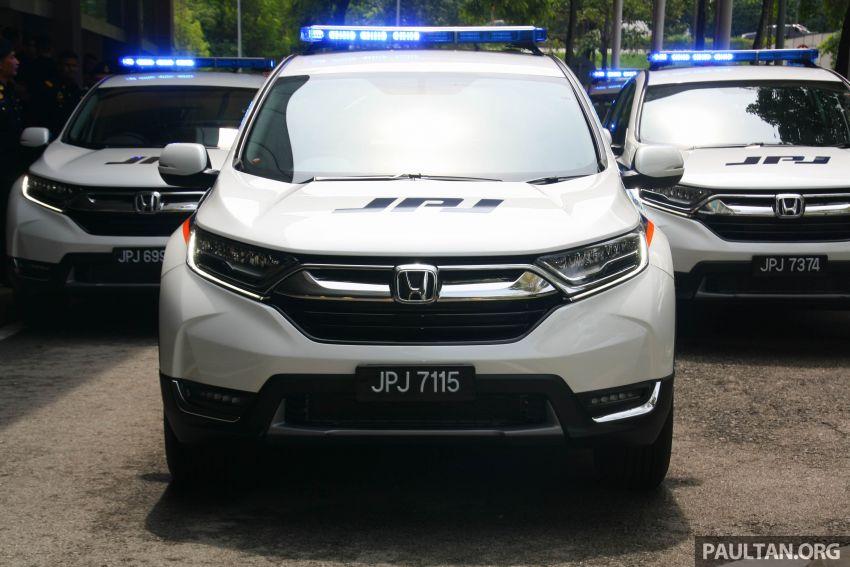 PLUS sumbang 10 kenderaan penguatkuasaan baharu kepada JPJ – Honda CR-V 2.0L 2WD tetap jadi pilihan Image #960599