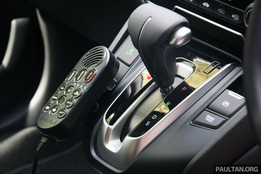 PLUS hands over 10 units of Honda CR-V 2.0L to JPJ Image #960465