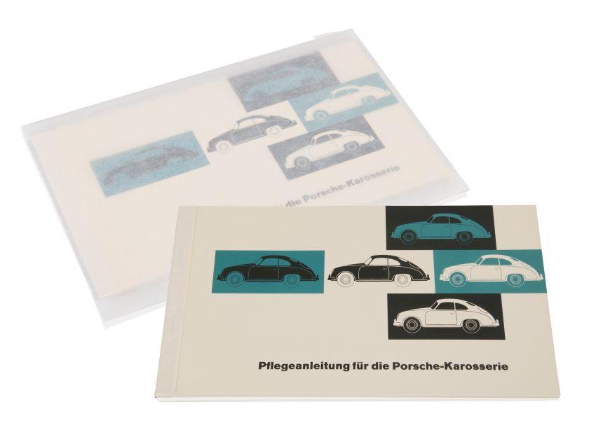 Porsche reprints driver's manuals – 356 to 996-gen 911 Image #957421