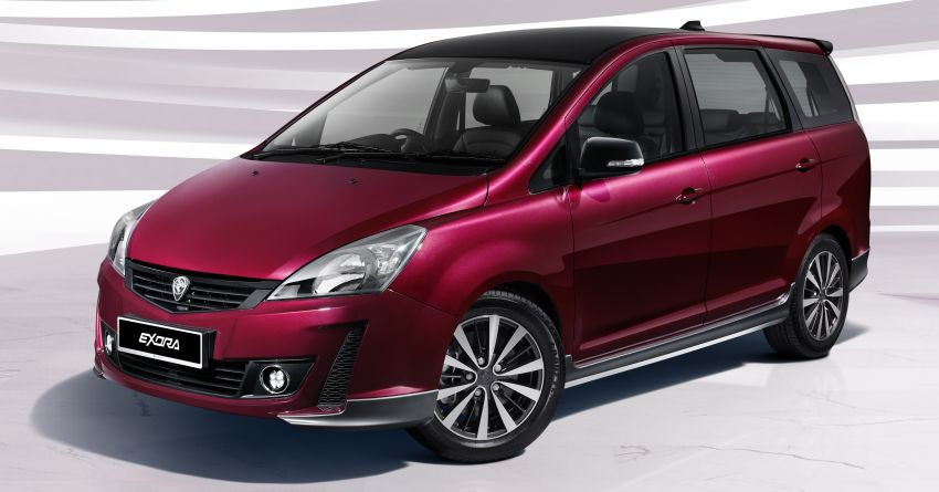 2019 Proton Exora RC launched – MPV updated with 'Hi, Proton', new kit, lowered price from RM59,800 Image #966910