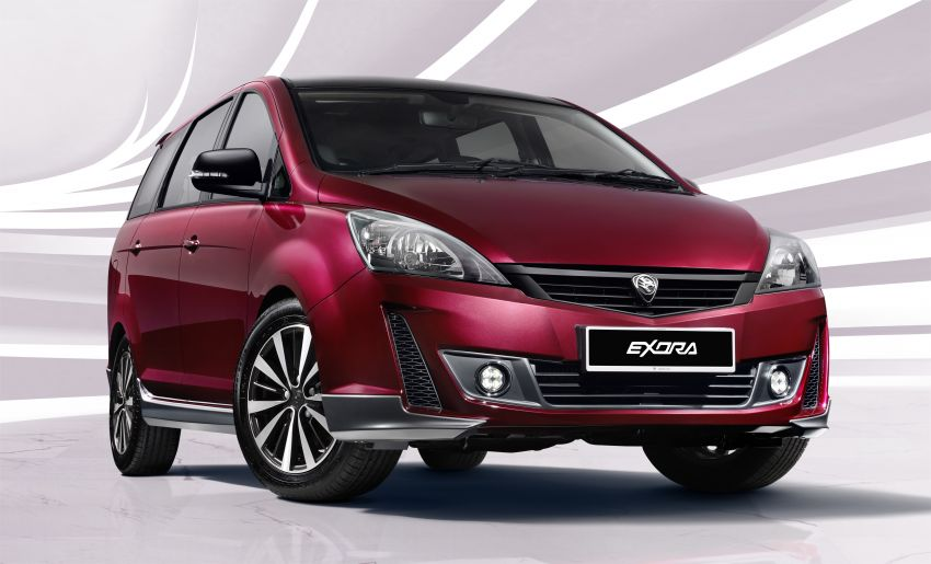 2019 Proton Exora RC launched – MPV updated with 'Hi, Proton', new kit, lowered price from RM59,800 Image #966914