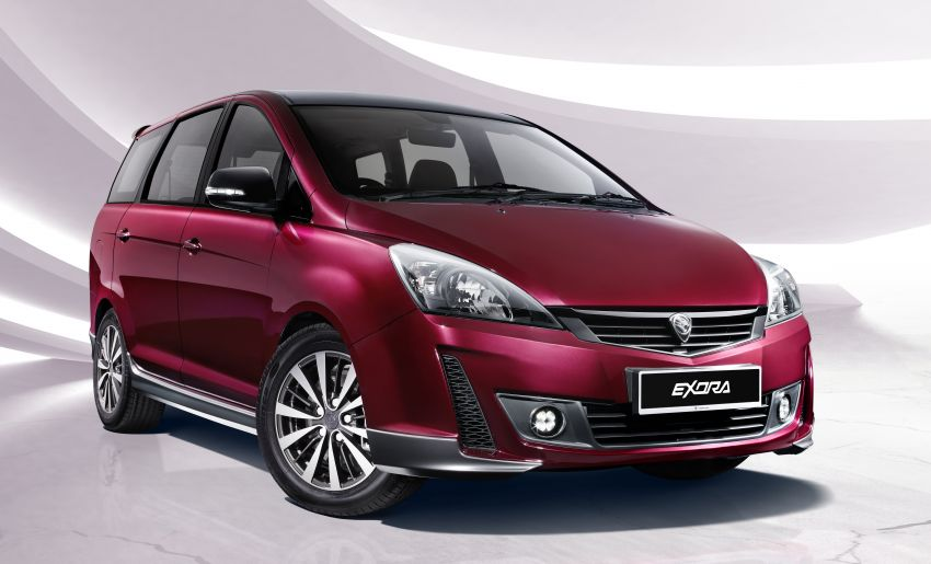2019 Proton Exora RC launched – MPV updated with 'Hi, Proton', new kit, lowered price from RM59,800 Image #966916