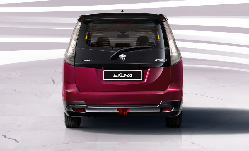 2019 Proton Exora RC launched – MPV updated with 'Hi, Proton', new kit, lowered price from RM59,800 Image #966919