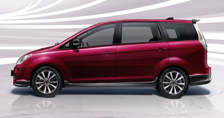 2019 Proton Exora RC launched – MPV updated with 'Hi, Proton', new kit, lowered price from RM59,800 Image #966920