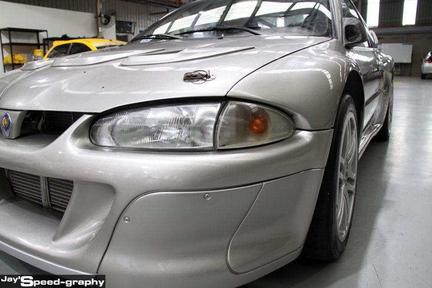 Proton Putra WRC – the Prodrive-built racer, up close Image #962794
