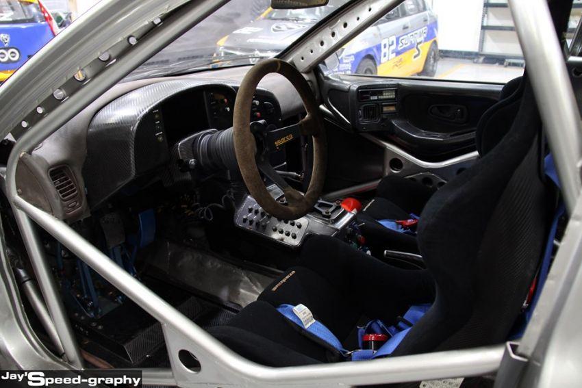 Proton Putra WRC – the Prodrive-built racer, up close Image #962815