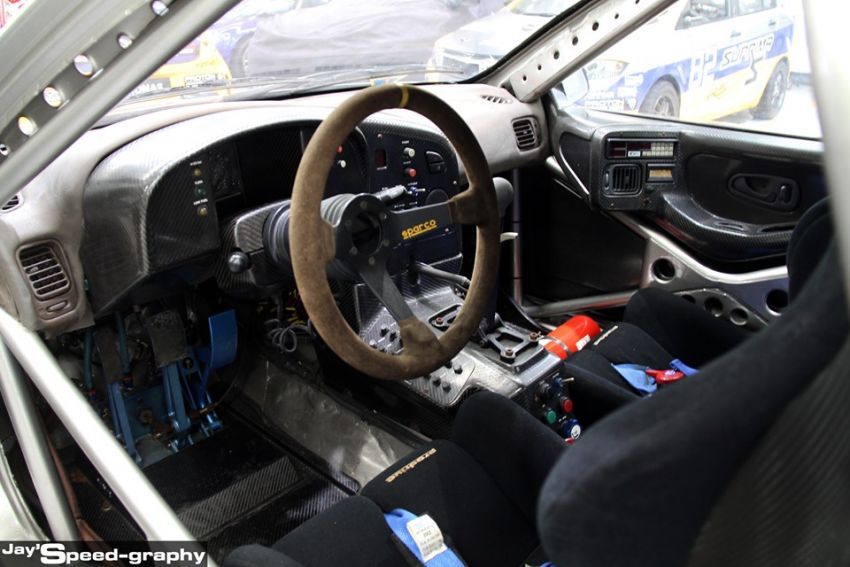 Proton Putra WRC – the Prodrive-built racer, up close Image #962816