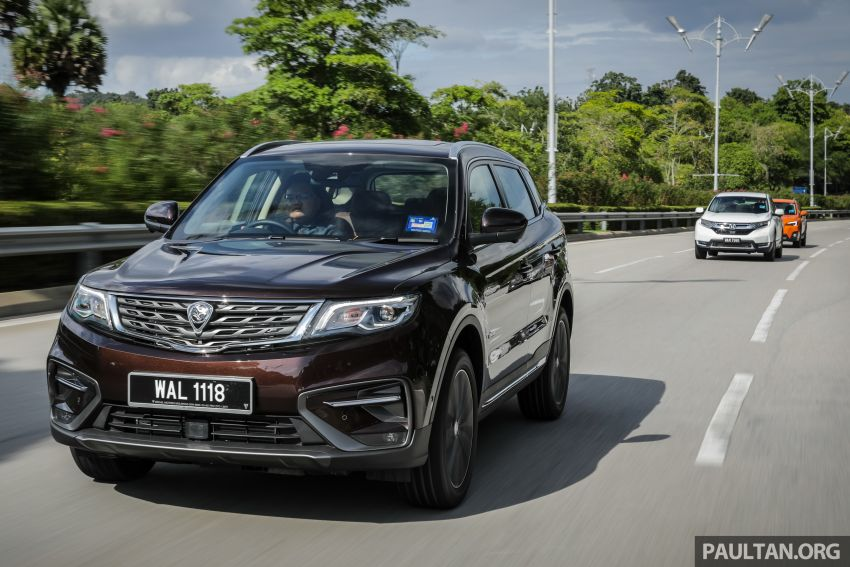 DRIVEN: Proton X70 SUV review – it's worth the hype Image #963804