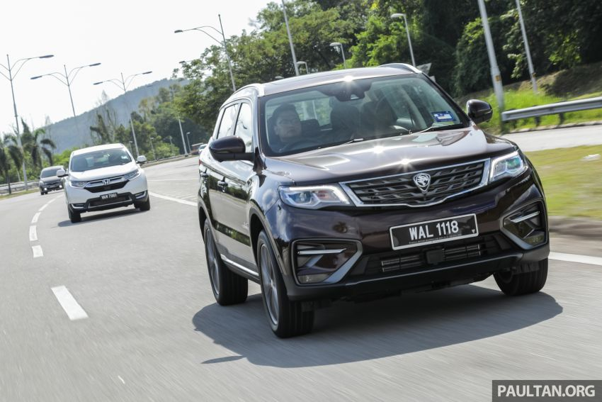 DRIVEN: Proton X70 SUV review – it's worth the hype Image #963807