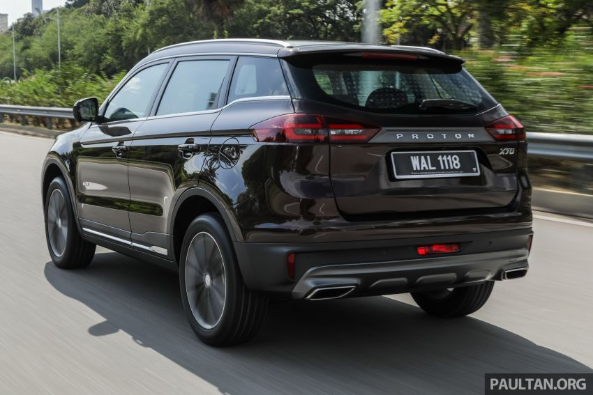 DRIVEN: Proton X70 SUV review – it's worth the hype Image #963820