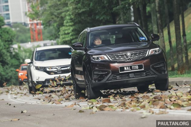 DRIVEN: Proton X70 SUV review – it's worth the hype