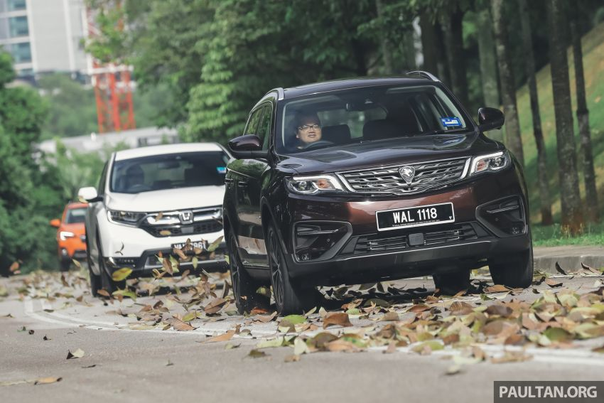 DRIVEN: Proton X70 SUV review – it's worth the hype Image #963823